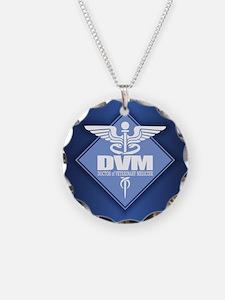 DVM (b)(diamond) Necklace