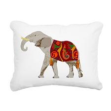 Cute Evisionarts Rectangular Canvas Pillow