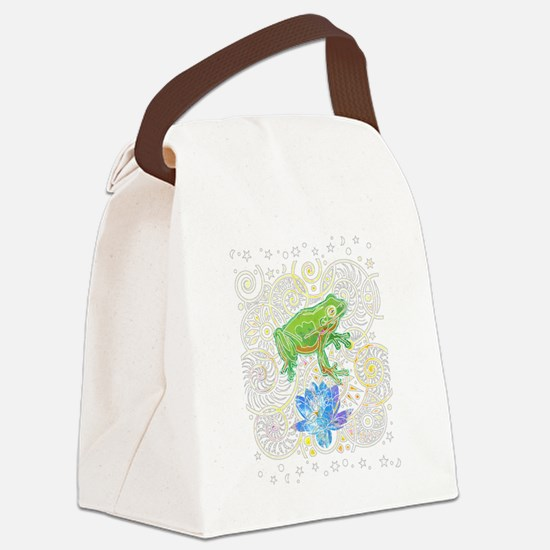 Cool Evisionarts Canvas Lunch Bag