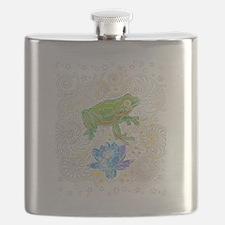 Unique Evisionarts Flask