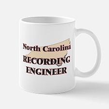 North Carolina Recording Engineer Mugs
