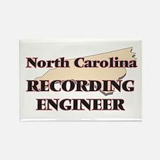 North Carolina Recording Engineer Magnets