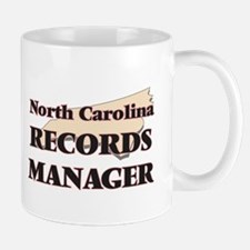 North Carolina Records Manager Mugs