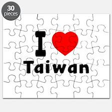 I Love Taiwan Puzzle