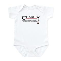 Charity Infant Bodysuit