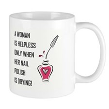 A WOMAN IS... Mug