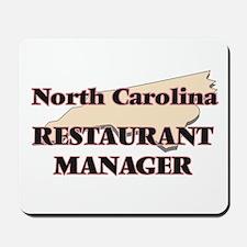 North Carolina Restaurant Manager Mousepad