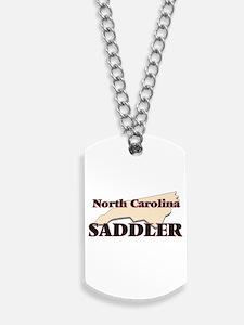 North Carolina Saddler Dog Tags