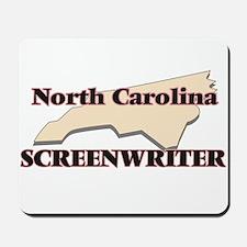 North Carolina Screenwriter Mousepad
