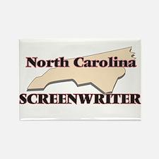 North Carolina Screenwriter Magnets