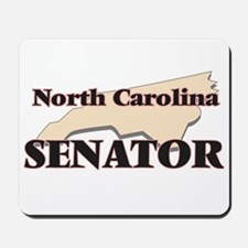 North Carolina Senator Mousepad