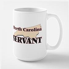 North Carolina Servant Mugs