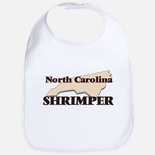 North Carolina Shrimper Bib