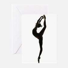 Ballet Dance Greeting Cards