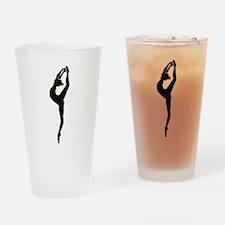 Ballet Dance Drinking Glass