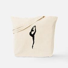 Ballet Dance Tote Bag