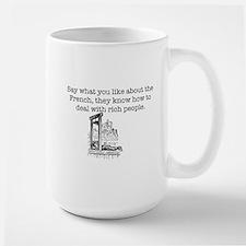 French Rich People Mug