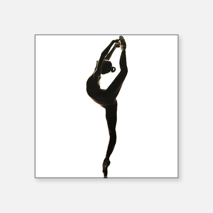 Ballet Dance Sticker