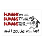 I Get the Bad Rap? Postcards (Package of 8)
