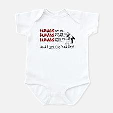 I Get the Bad Rap? Infant Bodysuit