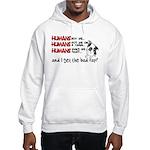 I Get the Bad Rap? Hooded Sweatshirt