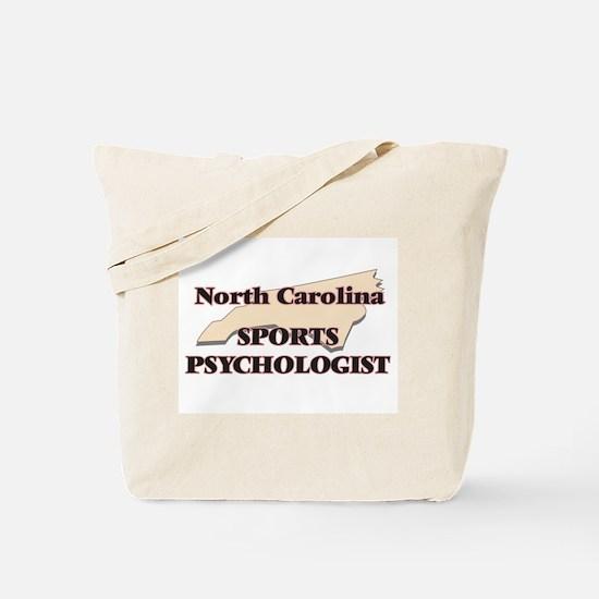 North Carolina Sports Psychologist Tote Bag