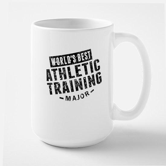 Worlds Best Athletic Training Major Mugs