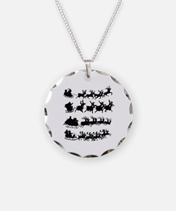 Funny Nightmare before christmas Necklace