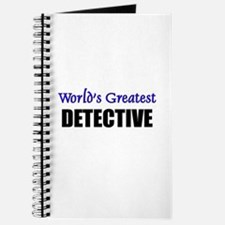 Worlds Greatest DETECTIVE Journal