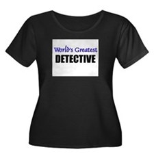 Worlds Greatest DETECTIVE T