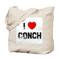 I * Conch Tote Bag