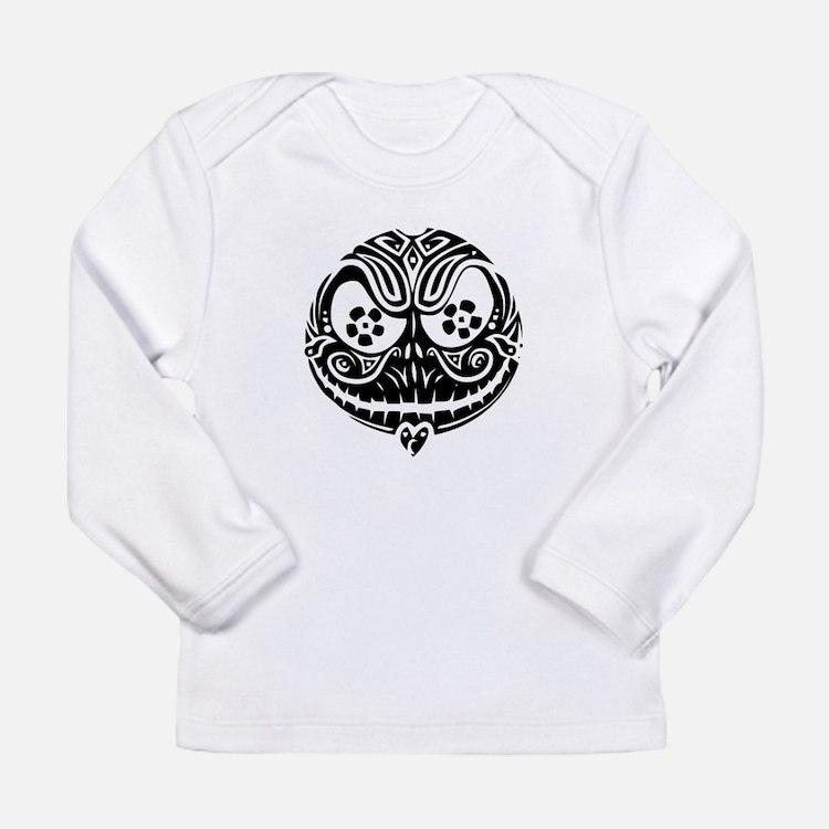 Jack Scarry Face Long Sleeve T-Shirt