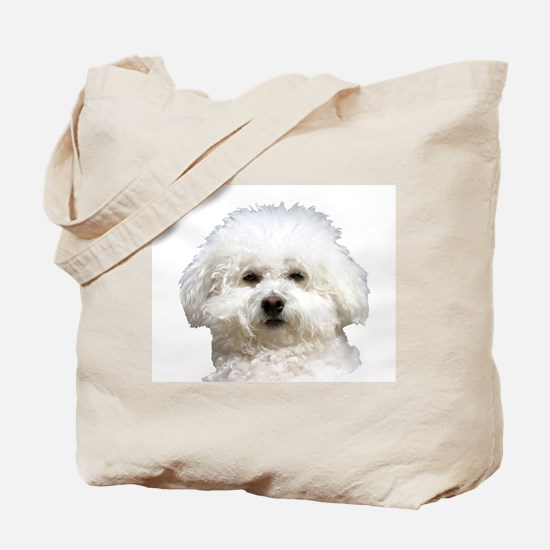 Fifi the Bichon Frise Tote Bag