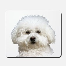 Fifi the Bichon Frise Mousepad