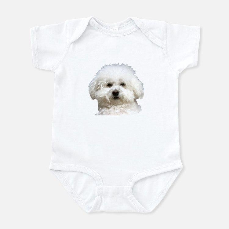Fifi the Bichon Frise Infant Bodysuit