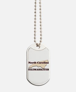 North Carolina Telemarketer Dog Tags