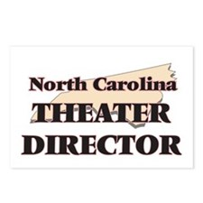 North Carolina Theater Di Postcards (Package of 8)