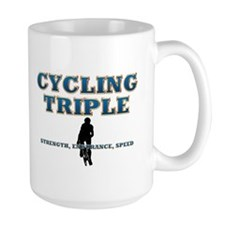 TOP Cycling Slogan Mug