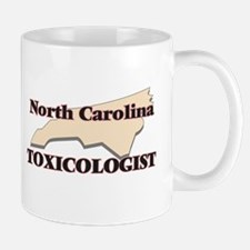 North Carolina Toxicologist Mugs