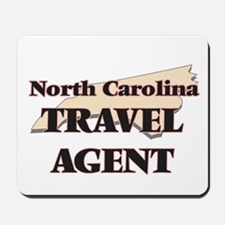 North Carolina Travel Agent Mousepad