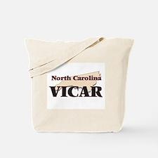 North Carolina Vicar Tote Bag