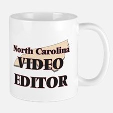North Carolina Video Editor Mugs