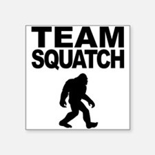Team Squatch Sticker