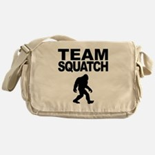 Team Squatch Messenger Bag