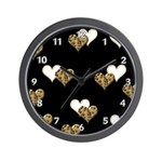 Lion Cub Wall Clock