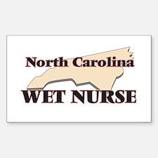North Carolina Wet Nurse Decal