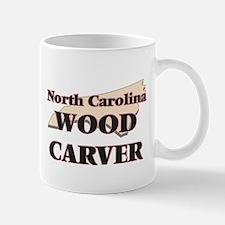 North Carolina Wood Carver Mugs