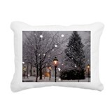Winter Rectangle Canvas Pillows