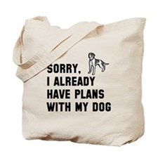 Cute The dog ate my lesson plans Tote Bag