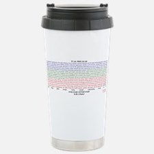 Unique Sunday school Travel Mug